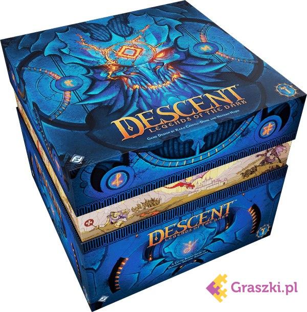 Przedsprzedaż Descent: Legends of the Dark (edycja polska)